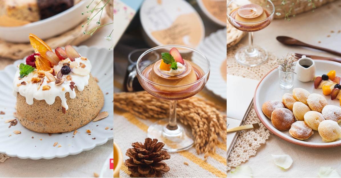 【台南美食】在「有一隻羊A Sheep Cafe」也可以吃到「韓金婆婆」的布丁囉!全新系列品牌「日式慢熟黃金焦糖布丁」!